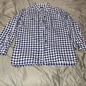 Women's small Gap button up.